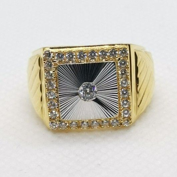 Centre Stone Ring by