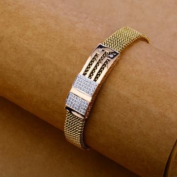 750 Rose gold Super Designer Bracelet MLB106