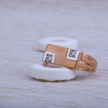 18kt Rose Gold Ring RMR28