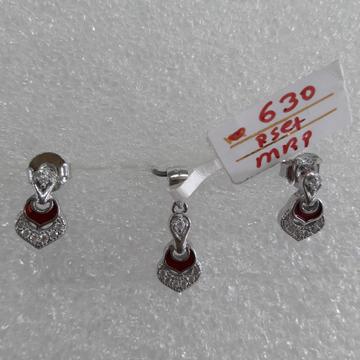 Silver Pendants set by