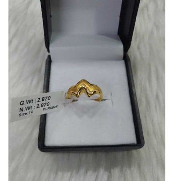 22ct Gold Ladies Ring