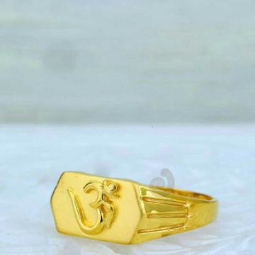 916 Om Plain Casting Fancy Ring