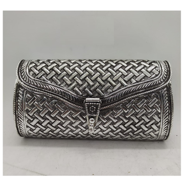 Puran pure silver chic clutch accessories for part...