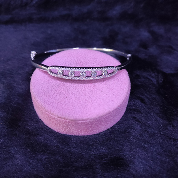 92.5 Sterling Silver Fancy Bracelet SLU-502