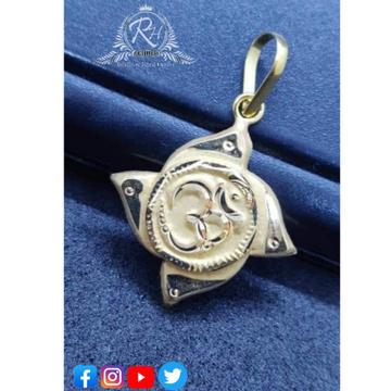 silver om pendants RH-PN374