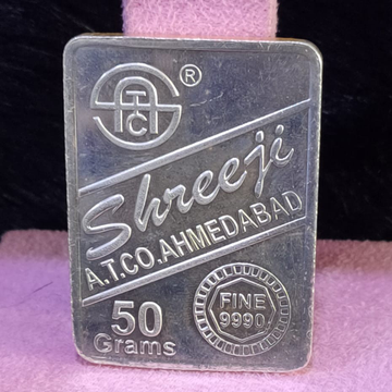 999 Silver Fifty Gram Silver Lagdi