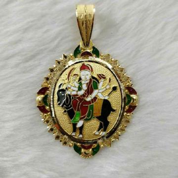 916 Gold Meladi Ma Designer Pendant