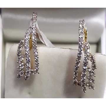 Real diamond earring RER/54