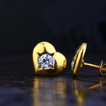 22 carat gold ladies earrings RH-LE718