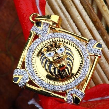916 Gold tiger Chain Pendal RH-CP002