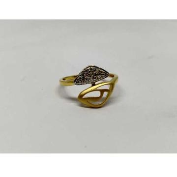 916 Ladies Fancy Gold Ring Lr-17094