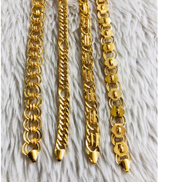916 Gold Indo Chain And Lucky