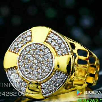 Dazzeld Gents Ring