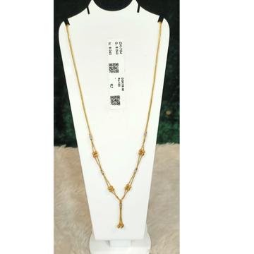 916 gold Hallmark Attractive Pendant Chain