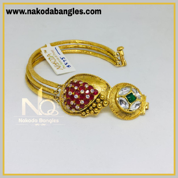916 Gold Antique Kada NB - 467