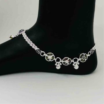 exclusive ladies fancy stone  payal by Prakash Jewellers
