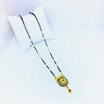 FANCY ANTIQUE MANGALSUTRA by
