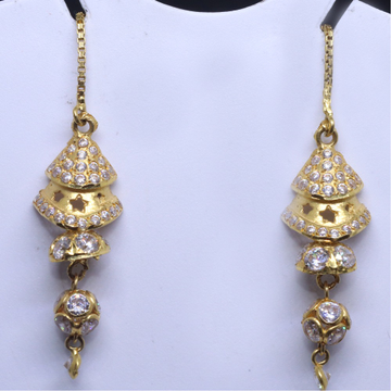 22KT / 916 Gold ghumkha set any gold tops for Ladies BTG0106