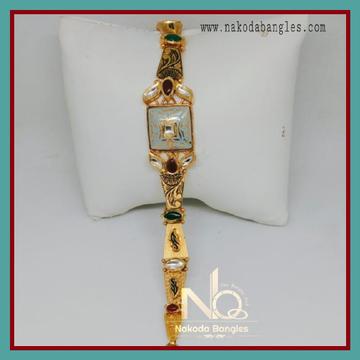 916 Gold Antique Bracelet NB-217