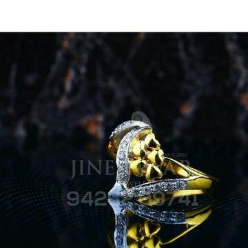 Exclusive Fancy Cz Ladies Ring LRG -0133