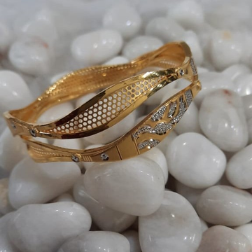 916 Gold Women's Delicate Ghaba Kadali SG57 by