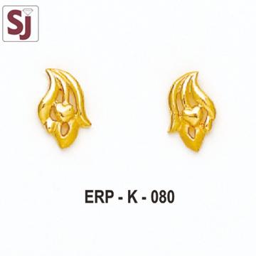 Earring Plain ERP-K-080