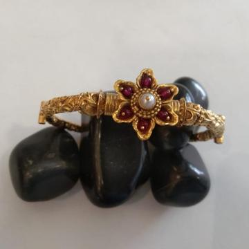 916 Gold Unique Design Hallmark  Bracelet  by