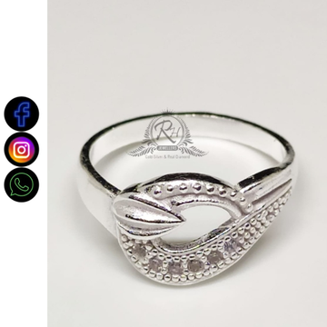 silver ladies rings RH-LR415