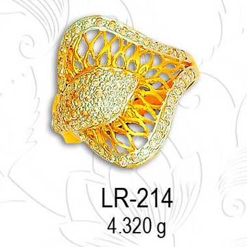 916 lADIES RING LR-214