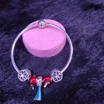 92.5 sterling silver eristona pandora brecelet for women