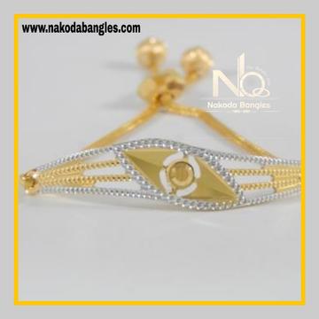 916 Gold CNC Bracelet NB - 647