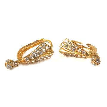 18k gold earrings mga - gb0016