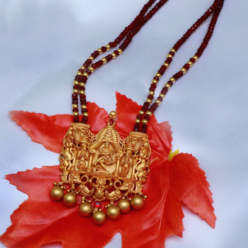 916 Gold Antique Temple Jewellery