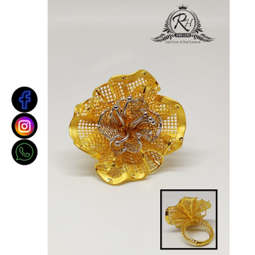 22 carat gold classical rings RH-LR416