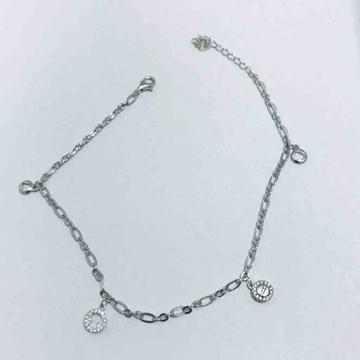 925 sterling silver exclusive ladies payal by Veer Jewels