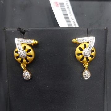 916 Fancy earring by Parshwa Jewellers