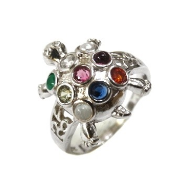 925 Sterling Silver Ring MGA - SR0047