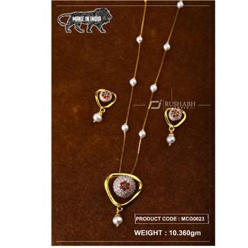 Ladies Moti Chain Dokiya  MCG0023 by