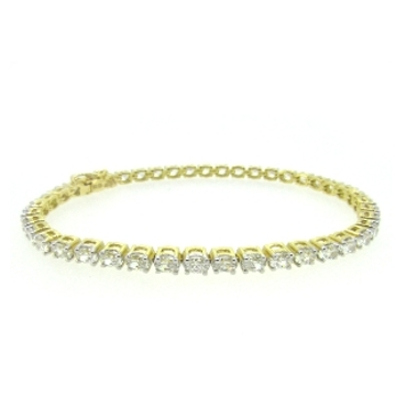 Creative diamond tennis bracelet jsj0209