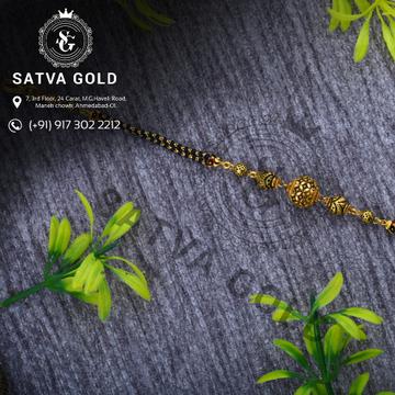 916 Gold Bracelet SGB 21