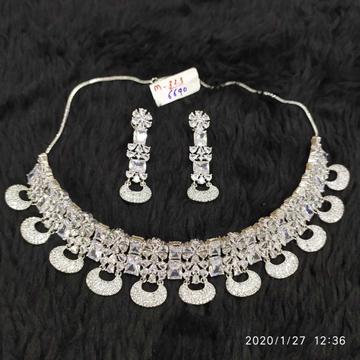 Designer Diamond Necklace#919