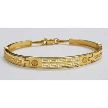 916 Gents Fancy Gold Bracelet G-3454