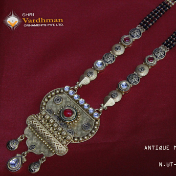 22ct (916) antique mangalsutra