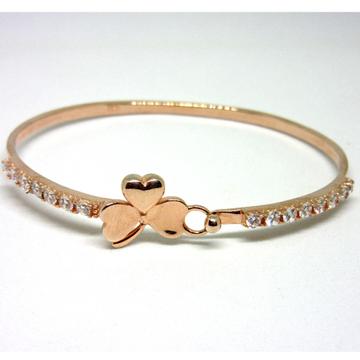 Silver 925 rose gold polis bracelet sb925-6