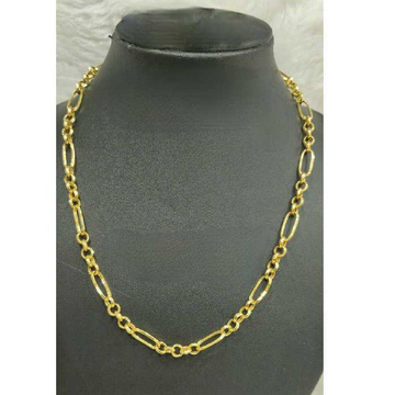 22k Gents Fancy L W Gold Chain G-5630