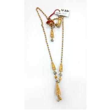 916 Gold Fancy Vertical Dokia MJ - D001