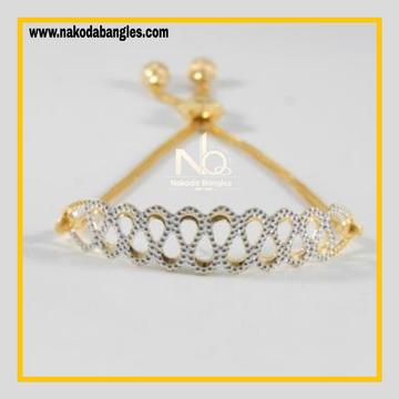 916 Gold CNC Bracelet NB - 651