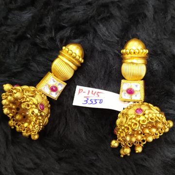 antique earrings#206