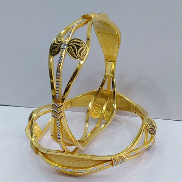 22KT/ 916 Gold fancy special occasions Cooper kadl... by