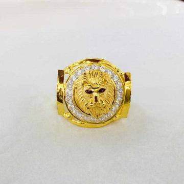 22KT Gold  Royal Ring